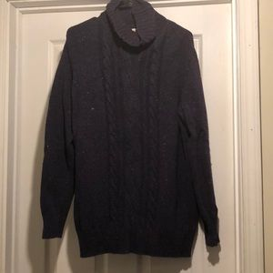 Sonoma turtle neck sweater XL